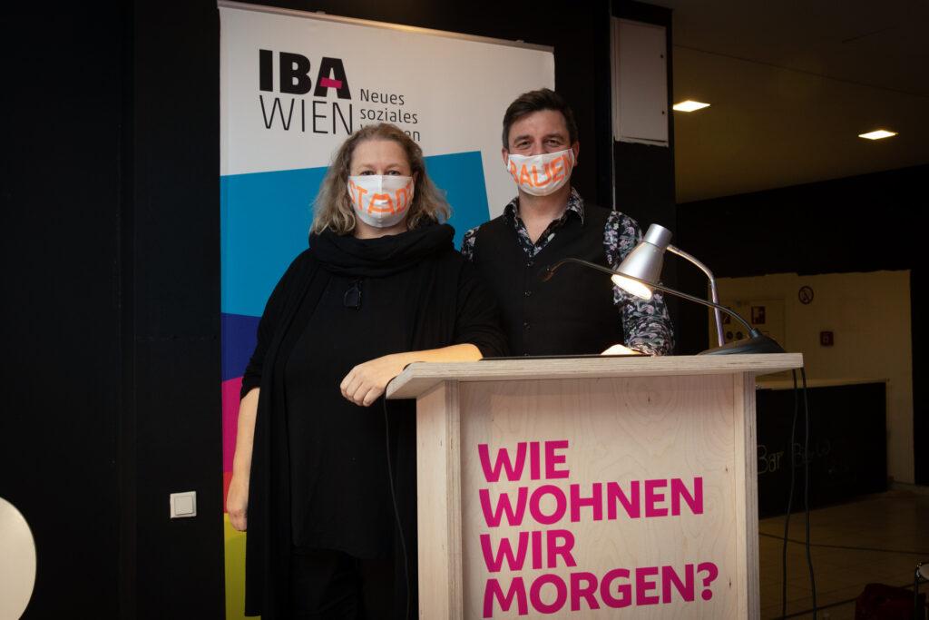 Katja Schechtner and Wojciech Czaja